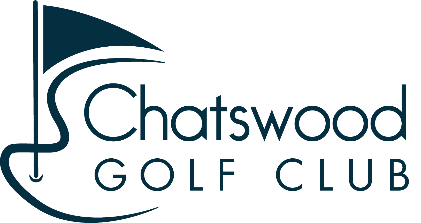 Chatswood Golf Club Retina Logo